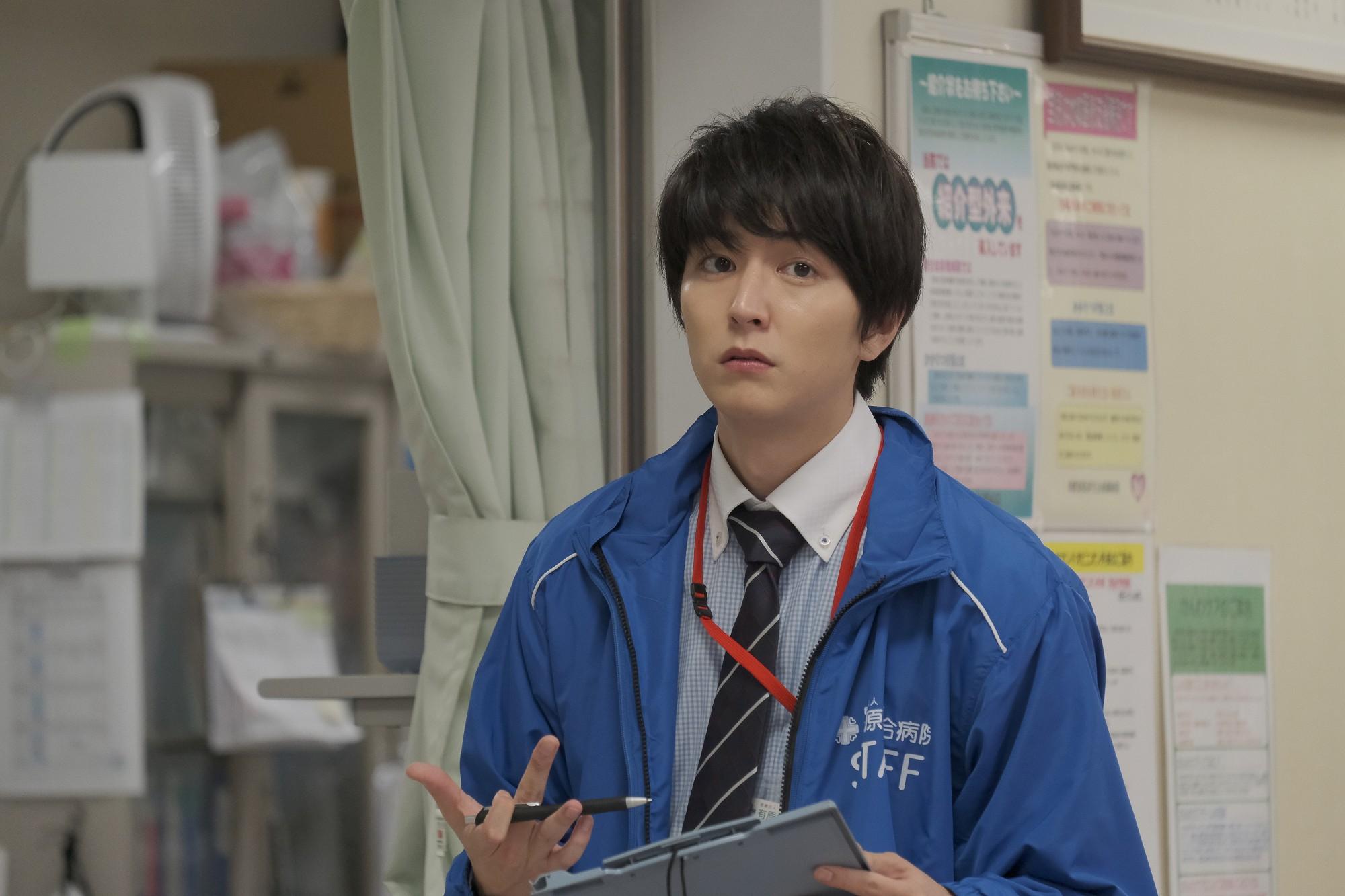 稲葉友がドラマBiz『病院の治しかた~ドクター有原の挑戦~』に出演!コメント到着!