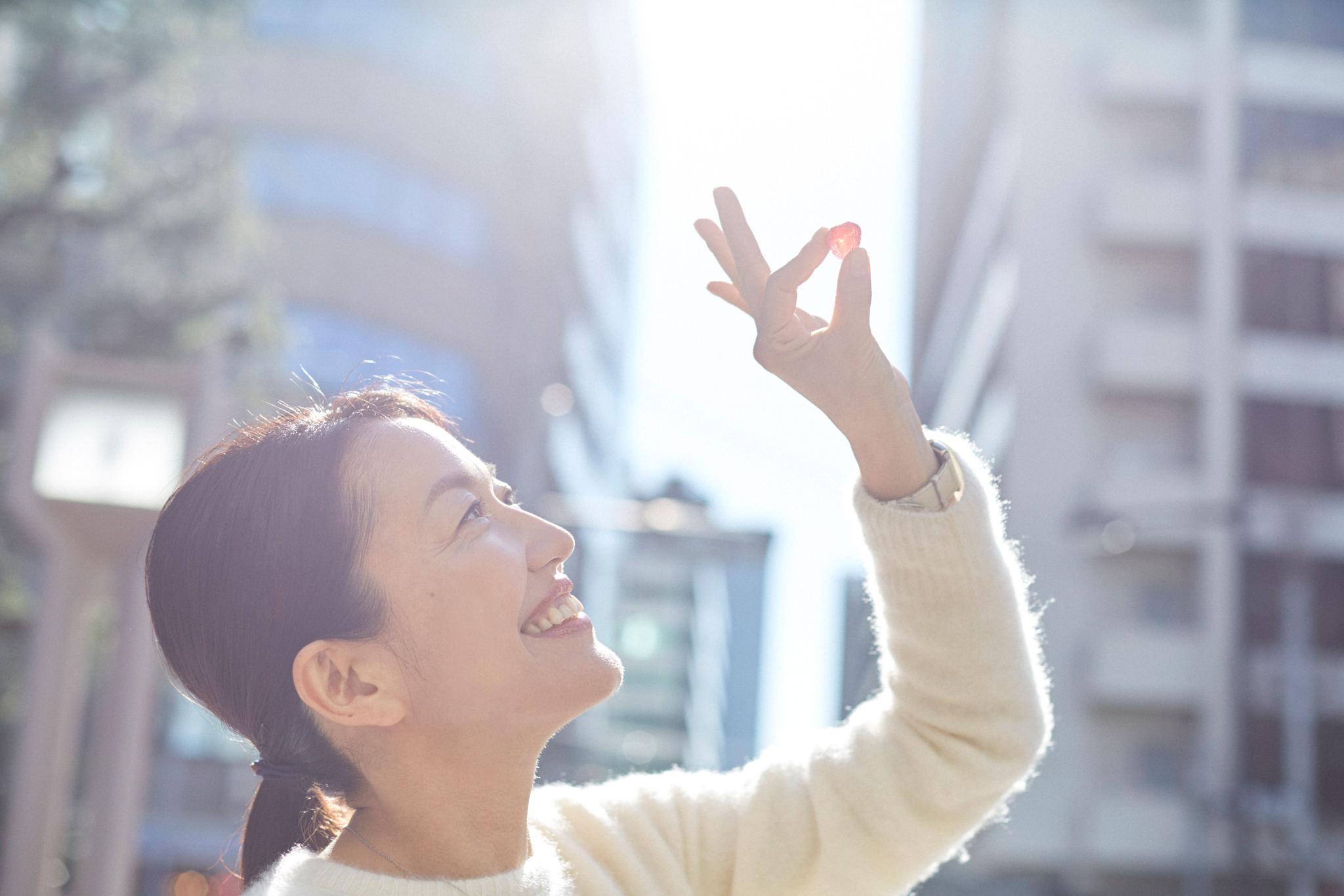 隕石家族ポケット缶2入(大長れもん・黒飴セット)羽田美智子
