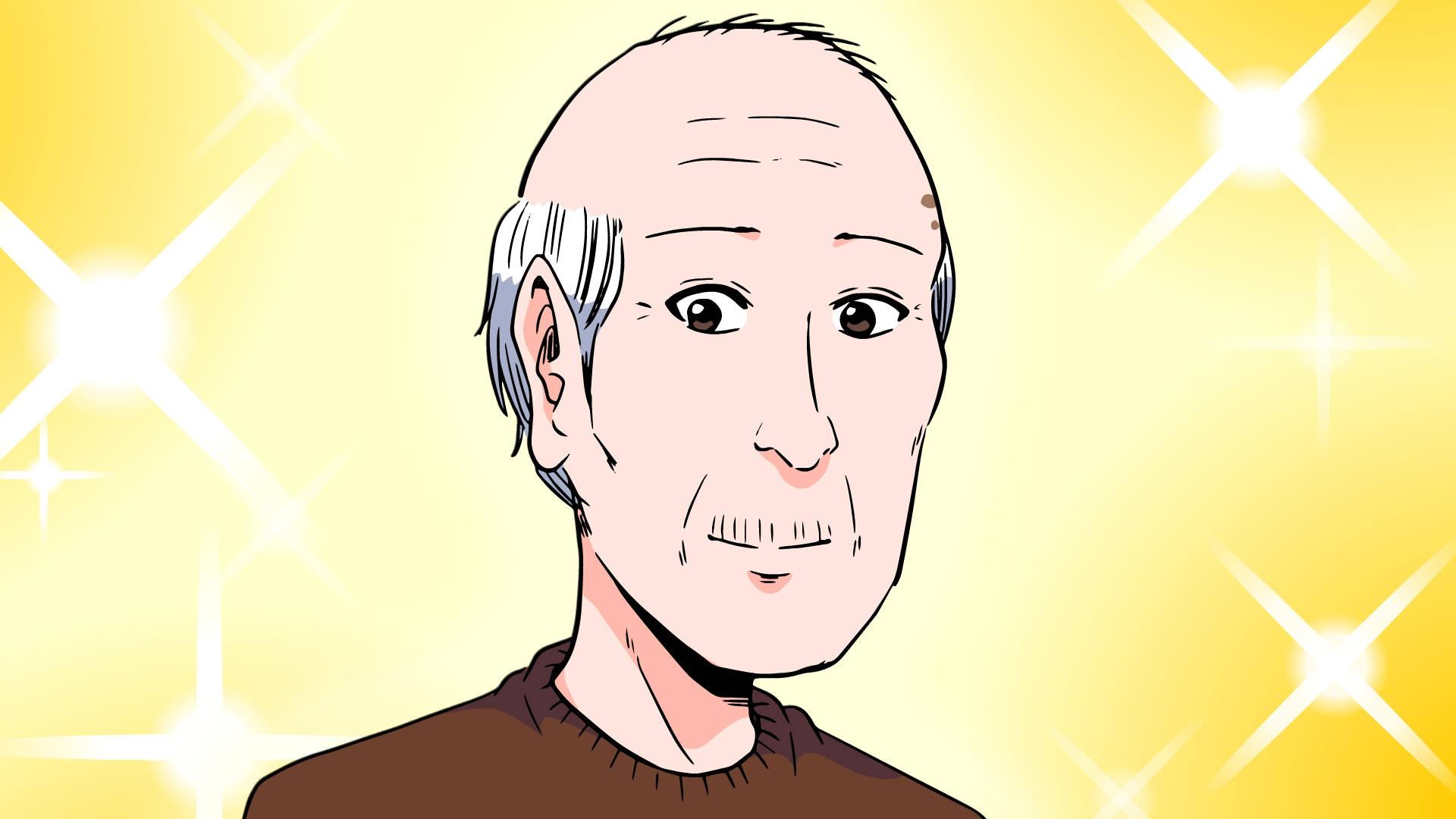 アニメ『困ったじいさん』2