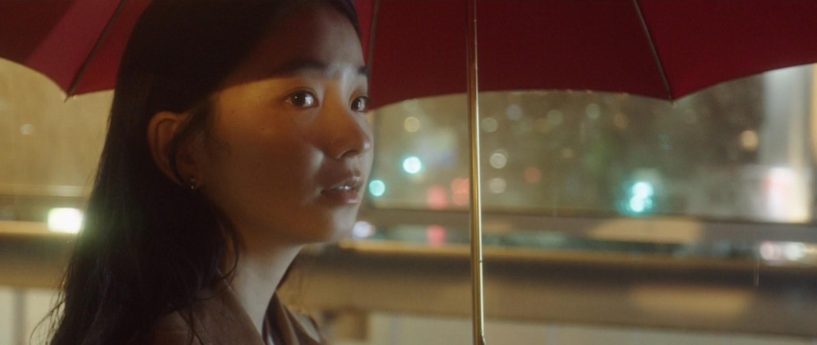 福地桃子「chelmico」MV