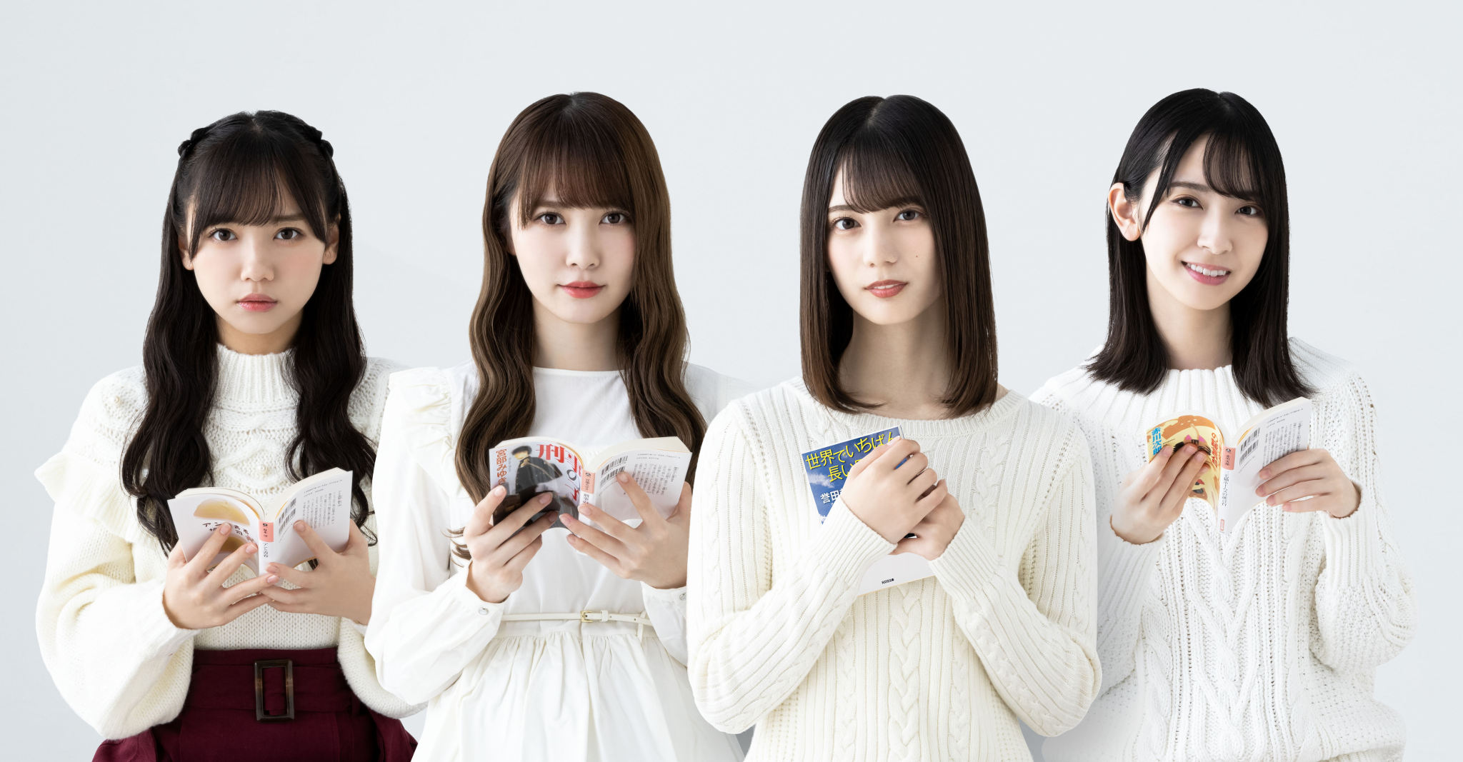 日向坂文庫 2021冬 書店デート