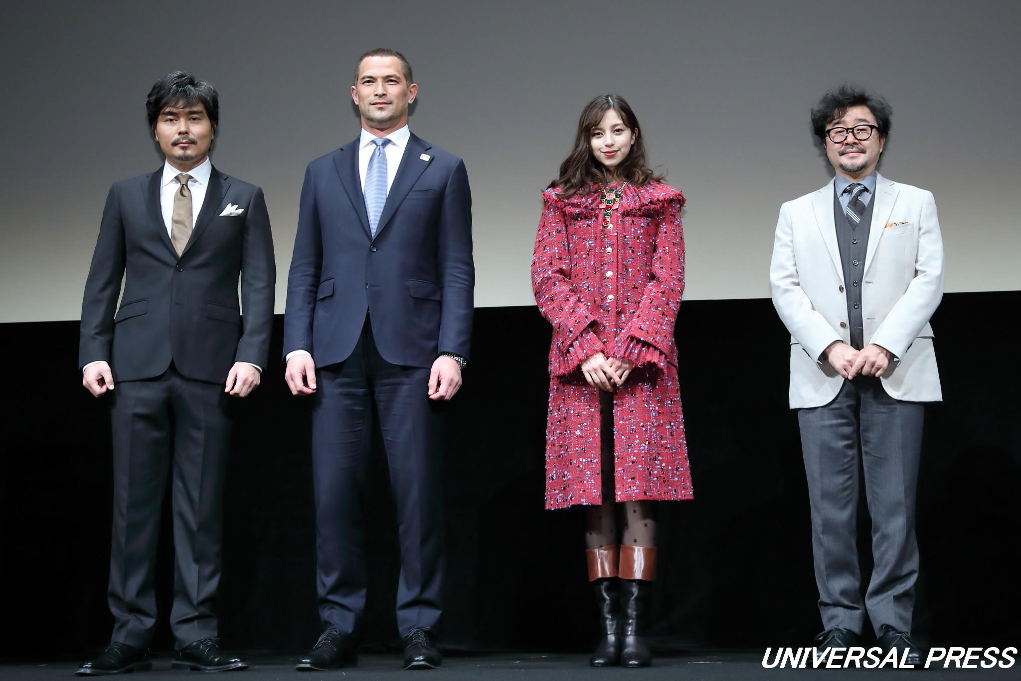 『水上のフライト』第33回東京国際映画祭